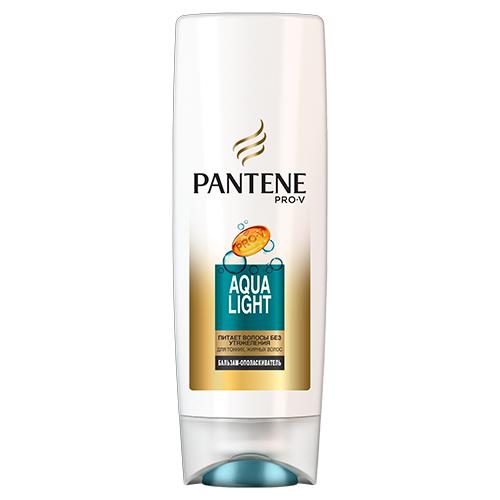 Бальзам-Ополаскиватель Pantin proV Aqua Light питат и укрепл для тонк склон. к жирн волос 200мл.*