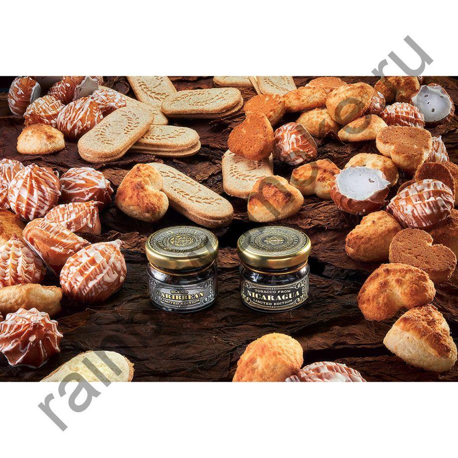WTO N 20 гр - Cream Cookie (Никарагуа Сливочное печенье)