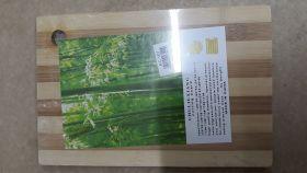 Доска раздел. бамбук 18*28см (легкая)