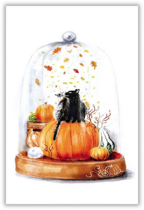 Осень под стеклом