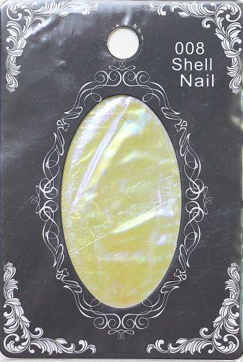 Фольга SHELL NAIL 008 2688 битое стекло