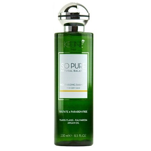 Keune So Pure Шампунь Увлажняющий Moisturizing Shampoo, 250 мл.