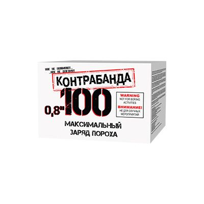 Батарея салютов Контрабанда 100 залпов