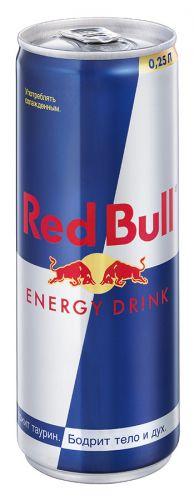 Red Bull energetik içkisi 0,25 lt