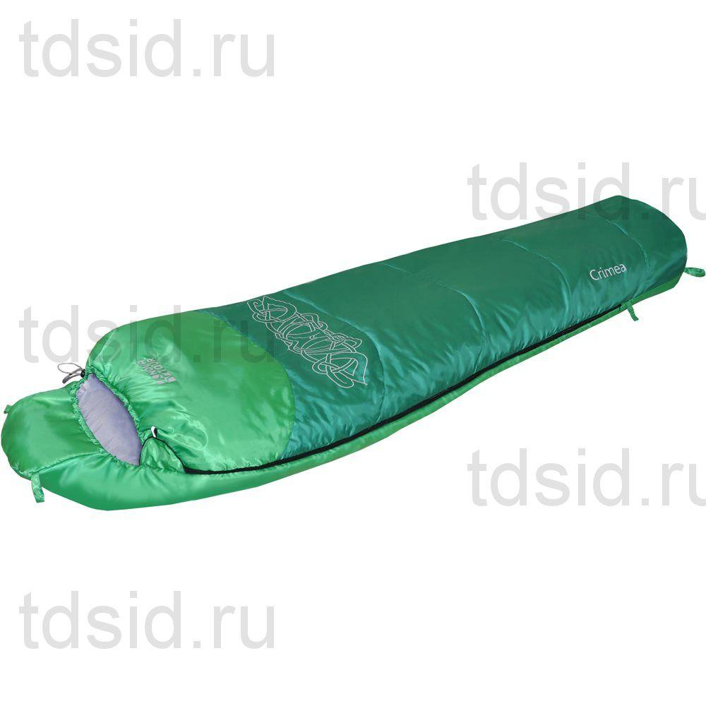 Крым +10 V2 спальный мешок