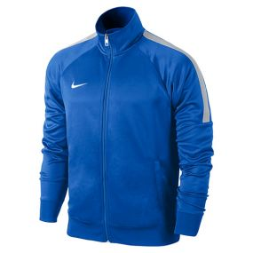 Олимпийка Nike Team Club Trainer Jacket синяя