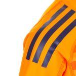 Детский вратарский свитер adidas AdiPro 18 оранжевый c длинным рукавом