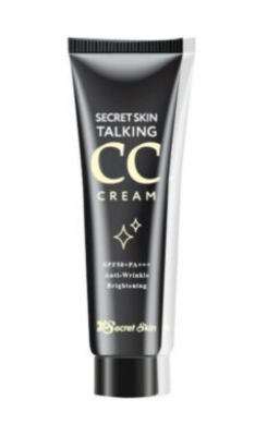 Крем CC сияющий SECRETSKIN TALKING CC CREAM 30мл