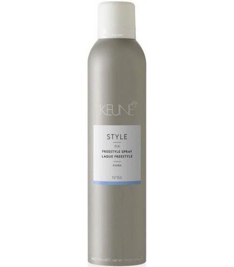 Keune Стиль Лак для волос фристайл/ STYLE FREESTYLE SPRAY, 300 мл.