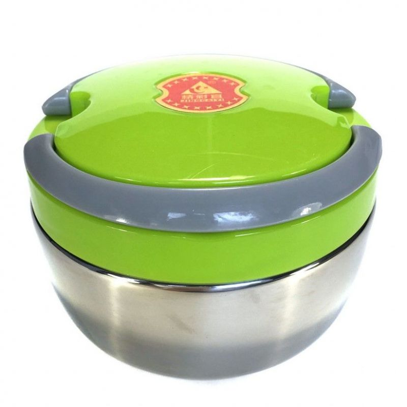 Ланч-Бокс Для Еды Lunch Box, 0.9 л, Цвет Зеленый