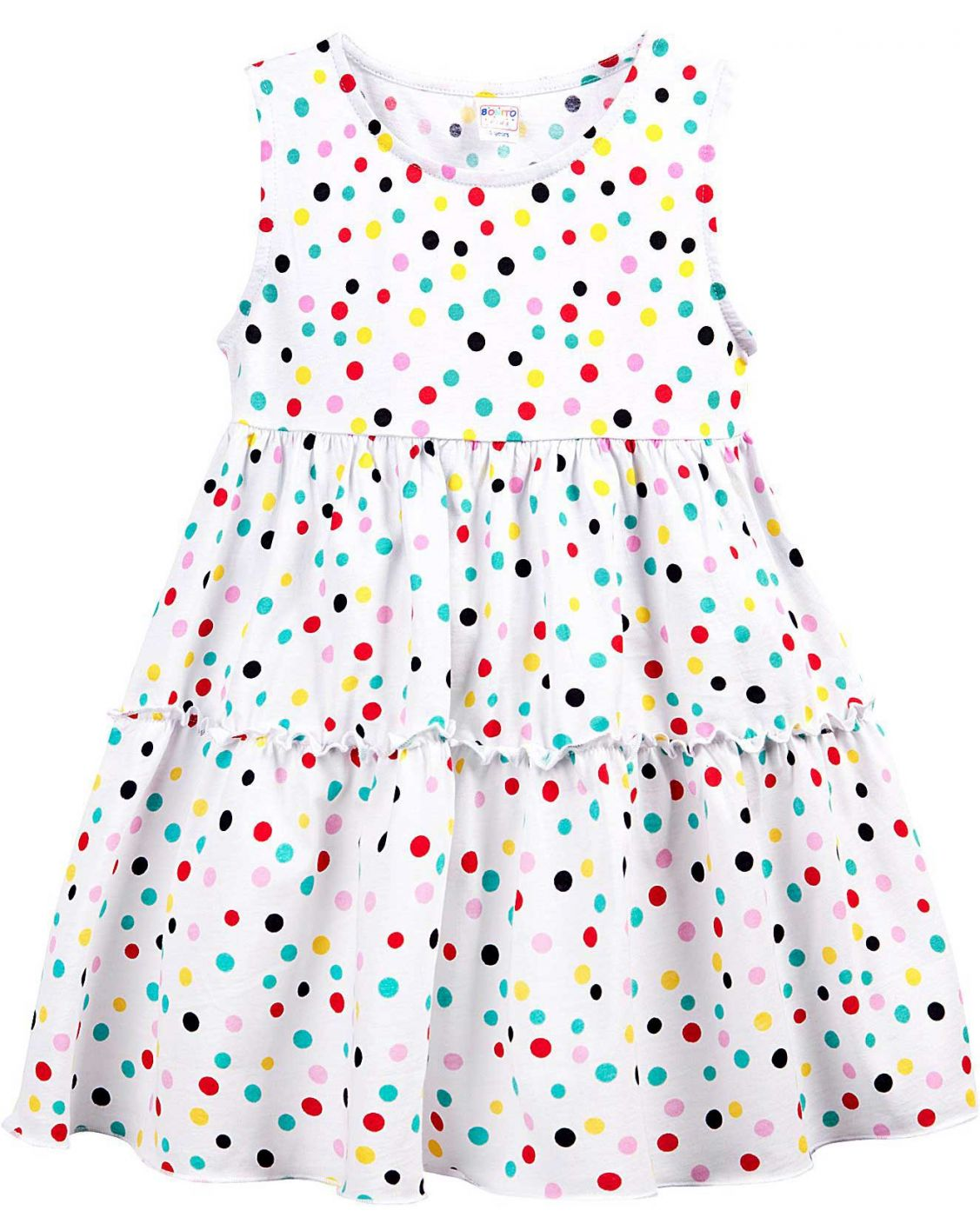 Платье для девочки 2-5 лет Bonito BJ1159P5