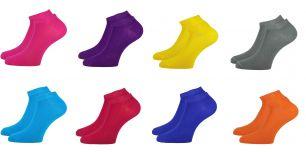 """Носки мужские укороченные цветные 4012 """"Ц"""""""