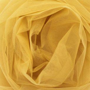 Мягкий фатин (еврофатин) 300*25 - горчичный