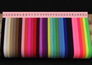 """Резинка-повязка """"one size"""", диаметр 10,5см, окружность 33см, цвет № 01 черный (1уп = 12шт)"""
