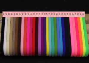 """`Резинка-повязка """"one size"""", диаметр 10,5см, окружность 33см, цвет № 09"""