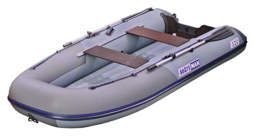 Лодка надувная Boatsman BT340A