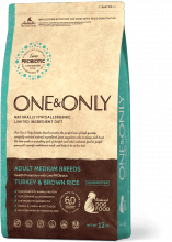 O&O  All Breeds Turkey&Rice 12 кг  (индейка с бурым рисом для собак всех пород)