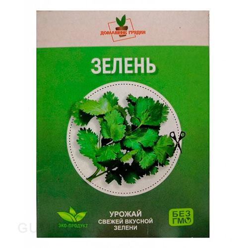 Домашняя грядка Овощи, Зелень