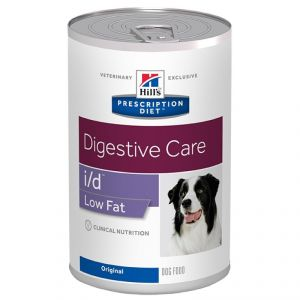Hill's prescription diet canine i/d Low Fat 360 гр.