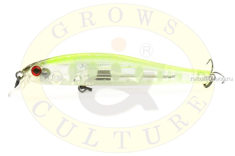 Воблер Grows Culture Rige 90F 90мм/  9,5гр/ цвет:  806R