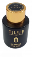 Топ без липкого слоя для гель-лака No Sticky Top Gel Milano Cosmetic, 20 мл