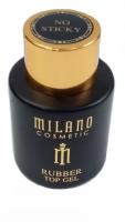 Топ без липкого слоя для гель-лака No Sticky Top Gel Milano Cosmetic, 20 мл
