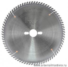Пильный диск поперечный рез для древесно-плитных материалов DIMAR 210x30x2.8/1.8x64 MW арт.90105436