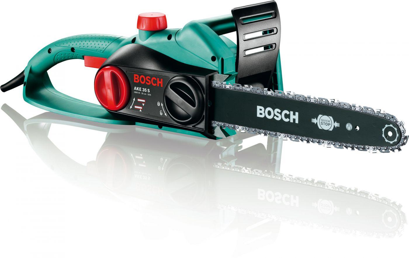 Цепная электрическая пила BOSCH AKE 35 S (0.600.834.500)