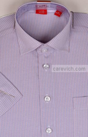 Рубашка с коротким рукавом, оптом 10 шт., артикул: Prior B15-K
