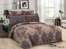 Комплект постельного белья Сатин SL 1.5 спальный  Арт.15/394-SL
