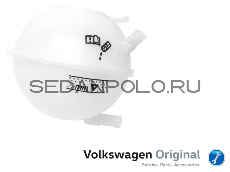 Бачок расширительный VAG Volkswagen Polo Sedan