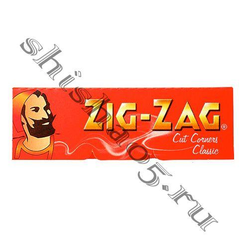 Бумага самокруточная ZIG-ZAG - Classic