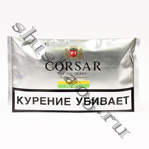 Сигаретный табак CORSAR of the Queen - Golden Virginia (35 гр)