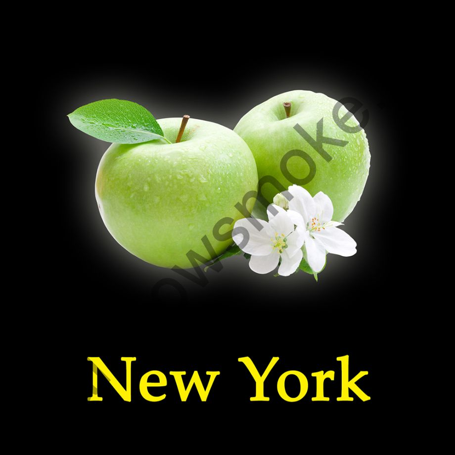 New Yorker Green 100 гр - New York (Зеленое Яблоко)