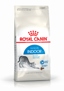 Корм сухой Royal Canin Indoor 27 для кошек с птицей 0,4 кг