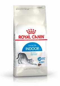 Корм сухой Royal Canin Indoor 27 для кошек с птицей