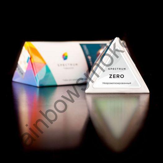 Spectrum 100 гр - Zero (Неароматизированный)
