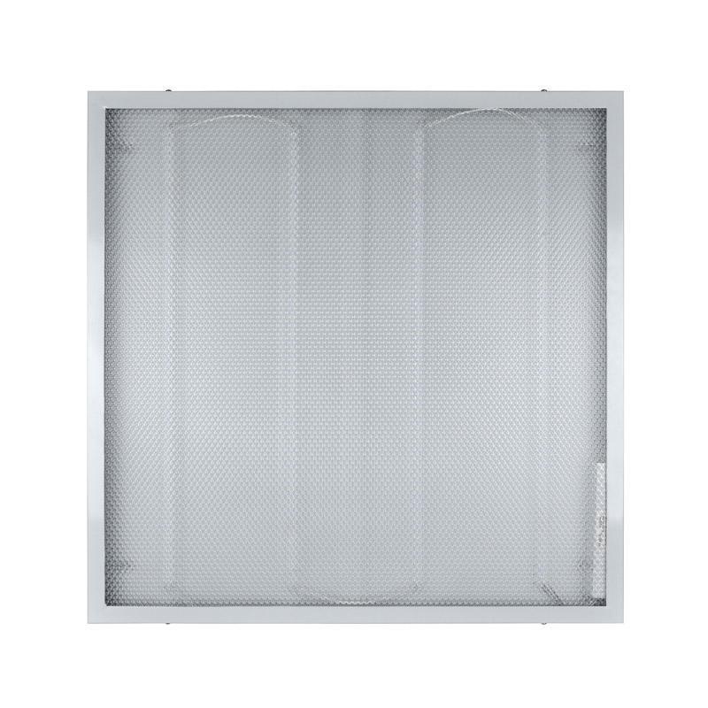Встраиваемый светодиодный светильник (UL-00002225) Volpe ULP-Q105 6060-45W/NW White