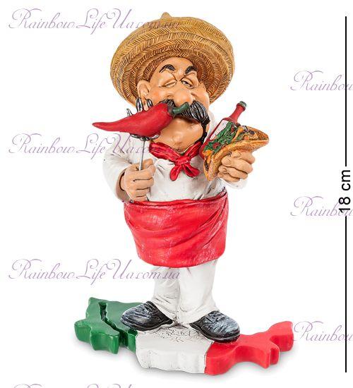 "Фигурка шеф - повар Мексика ""W.Stratford"""
