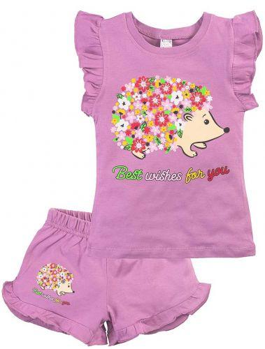 Комплект для девочек 1-4 лет BK004GL21