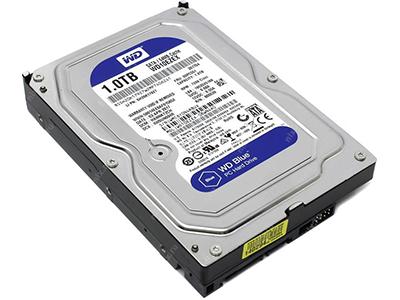 Жесткий диск WD 1 ТБ Blue, WD10EZEX
