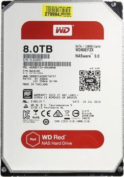 Жесткий диск Western Digital WD 8TB 2,5 SATA, WD80EFZX