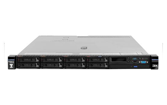 Сервер Lenovo x3550 M5 Rack 1U, Xeon E5-2620v3 6C (2.4GHz/15M/1866MHz/85W),16GB/2Rx4/2133MHz/1.2V LP