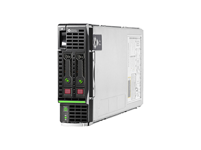 Сервер HPE ProLiant BL460c Gen8 E5-2609/X4C 2.4GHz, 666162-B21