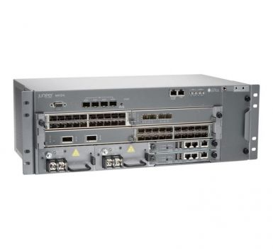 Маршрутизатор Juniper MX104-40G-DC-BNDL