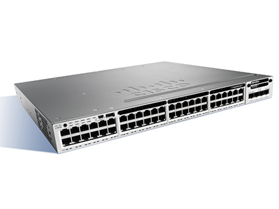 Коммутатор Cisco Catalyst WS-C3850R-48T-S