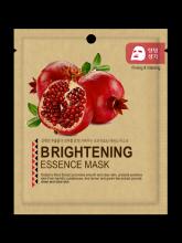 Cosmetics POMEGRANATE ESSENCE MASK Маска для лица тканевая гранат  25гр
