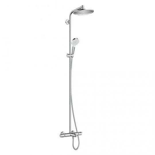 Hansgrohe Crometta S Showerpipe 240 1jet 27320000