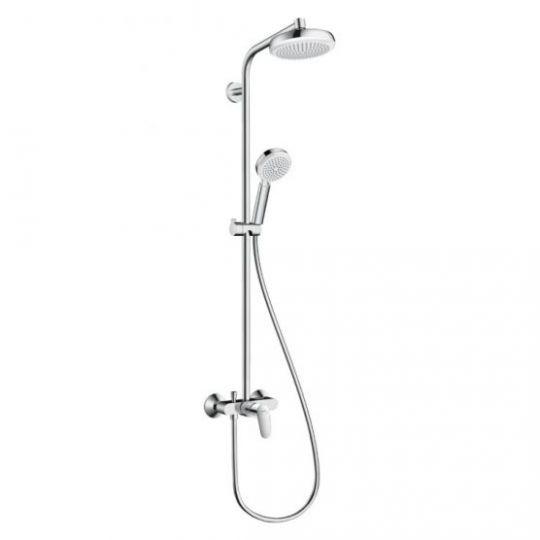 Hansgrohe Crometta Showerpipe 160 1jet 27266400