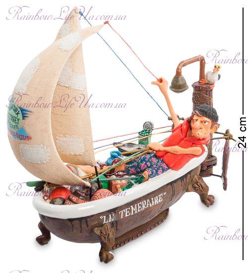 "Яхта Вокруг света ""Ship Ahoy. Forchino"""